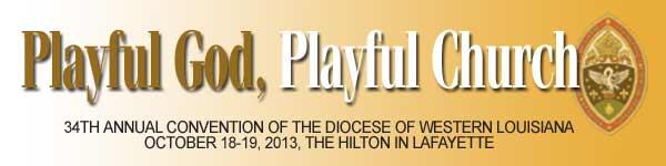 Playful God Playful Church