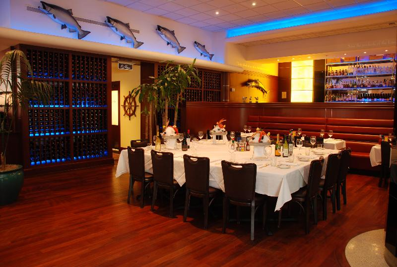 Private dining with dining out magazine atlanta for Best private dining rooms midtown