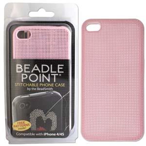 Needlepoint phone case