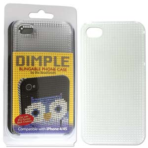 Dimple Phone Case for Crystal Chatons