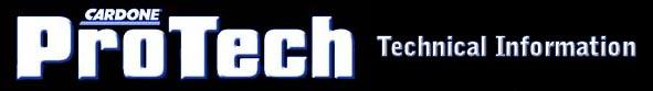 ProTech Logo Tech info banner
