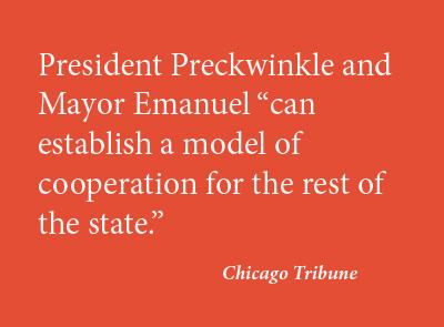 Tribune Quote