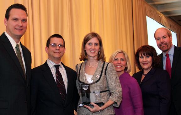 Lumity Award Ceremony