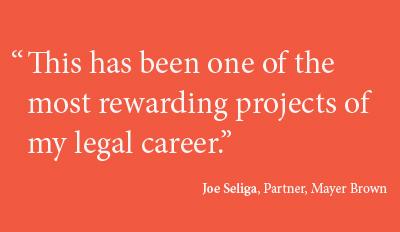 Quote from Joe Seliga