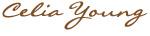 Celia Young Signature