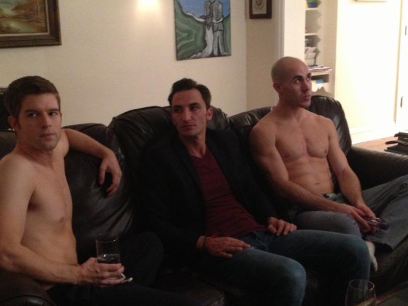 new york gay community