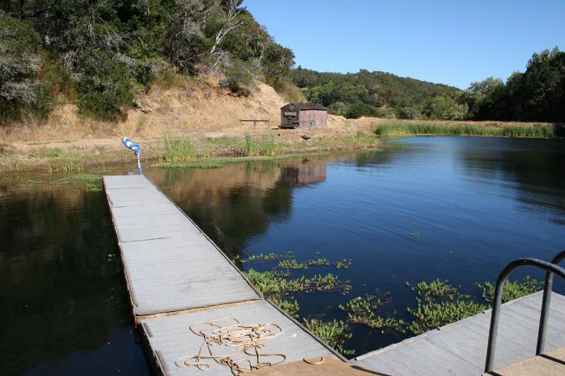 Tamarancho Lake