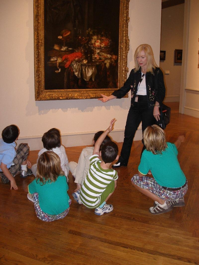 Museum Manners