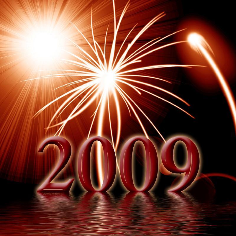 New Years 2009