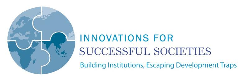 Innovations for Successful Societies Logo