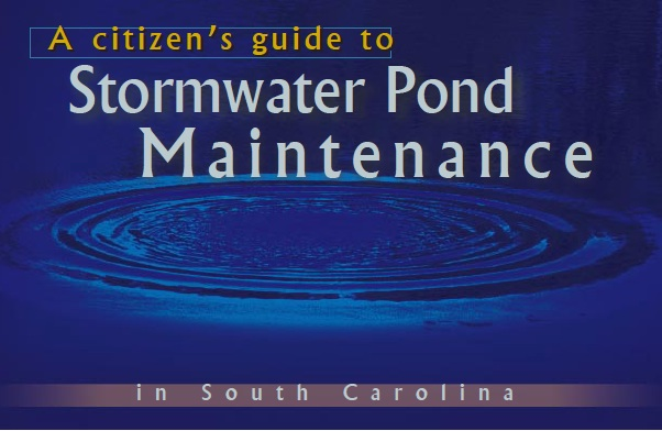 Stormwater Pond Maintenance