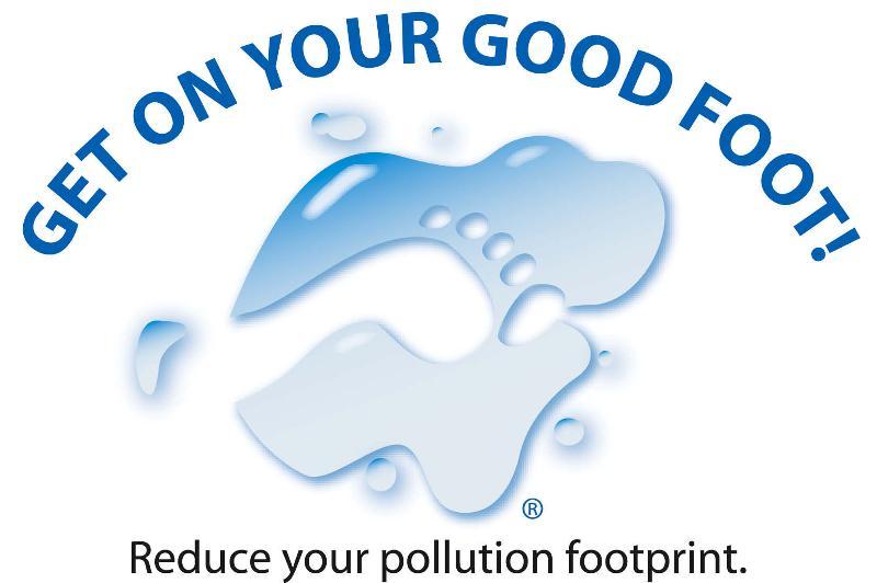 Good Foot logo