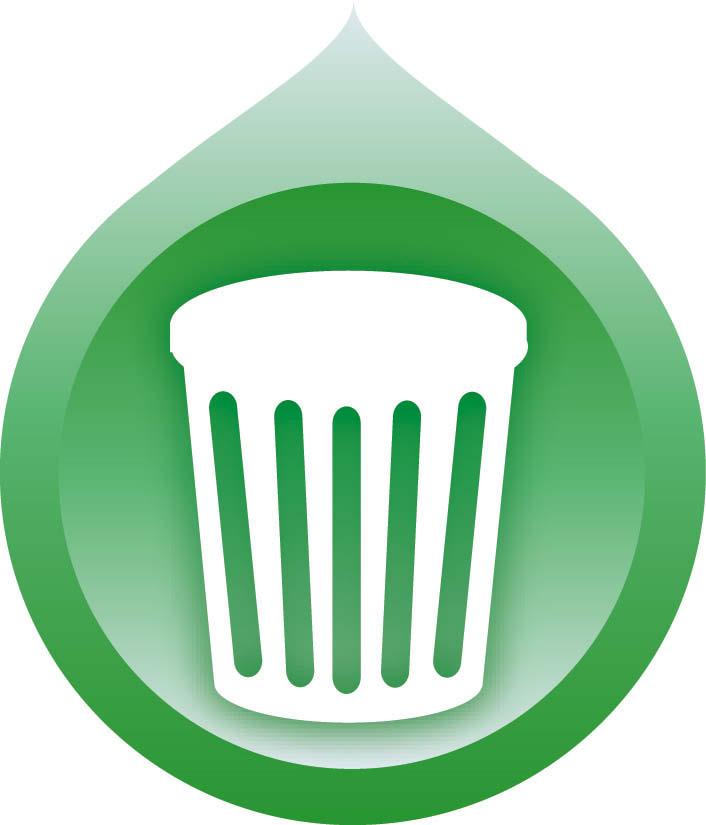 button litter