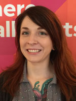 Eilish Johnston_ housing Choice Voucher Program Specialist