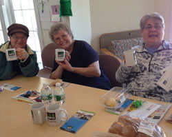 3 ladies from Park Heights senior living