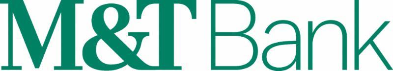 M_T Bank green logo