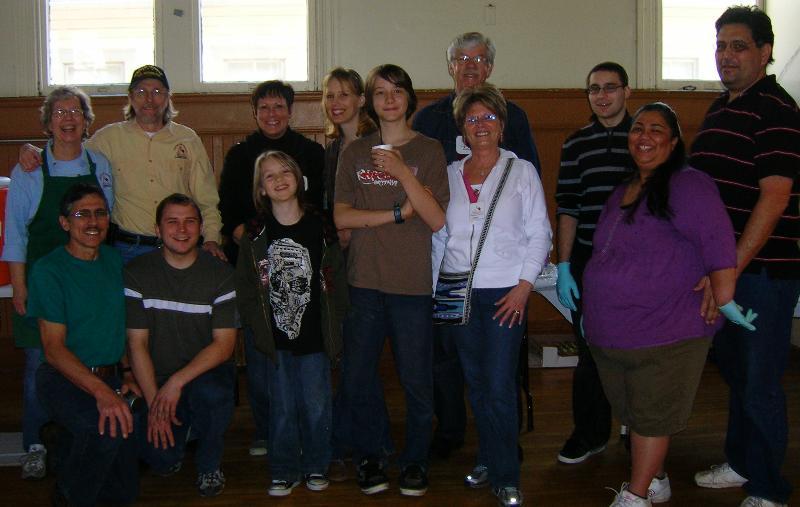 Redheart Volunteers