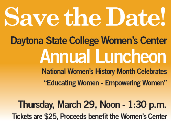 Women's Center Luncheon