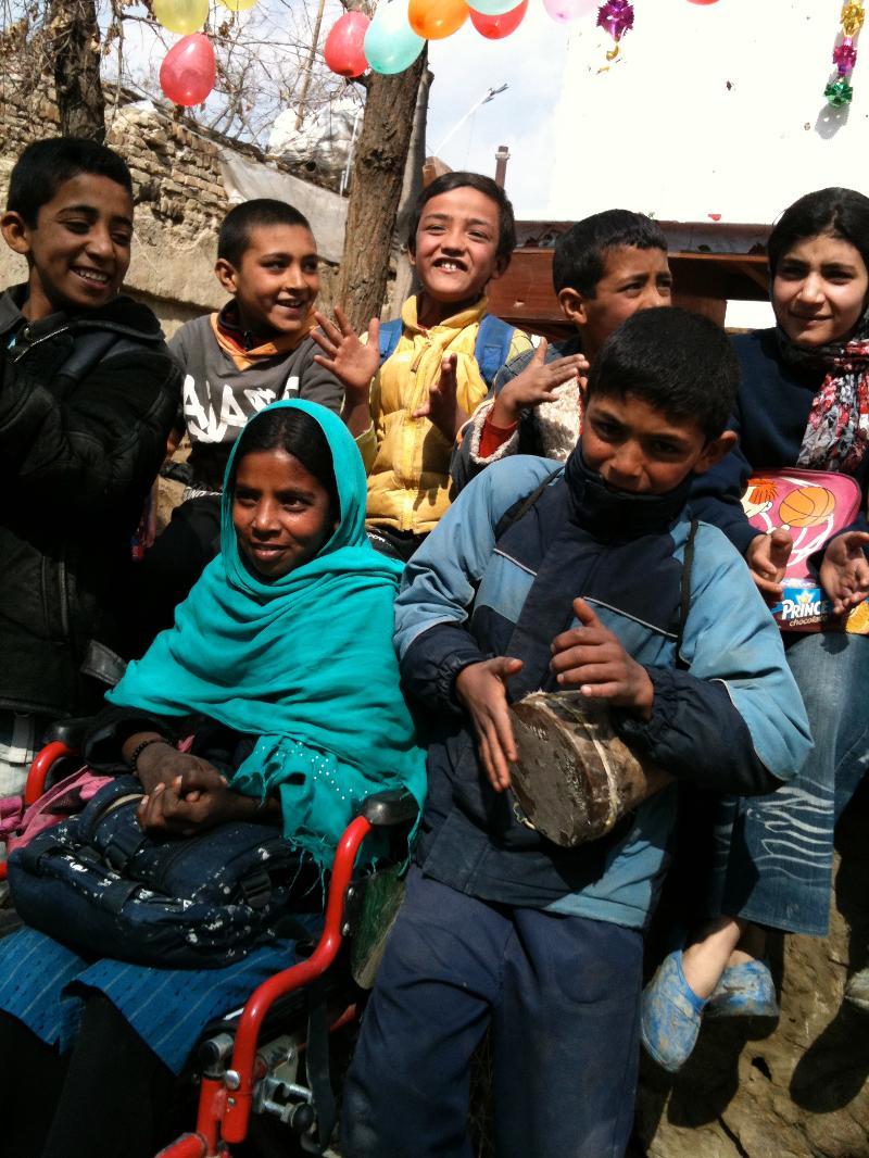 Kabul streetkids