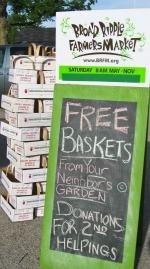 free baskets