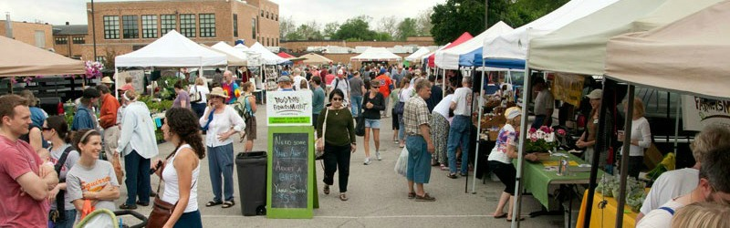 Saturday Market from BG