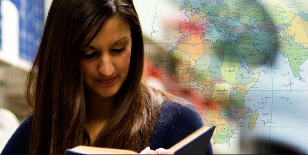 female study around the world