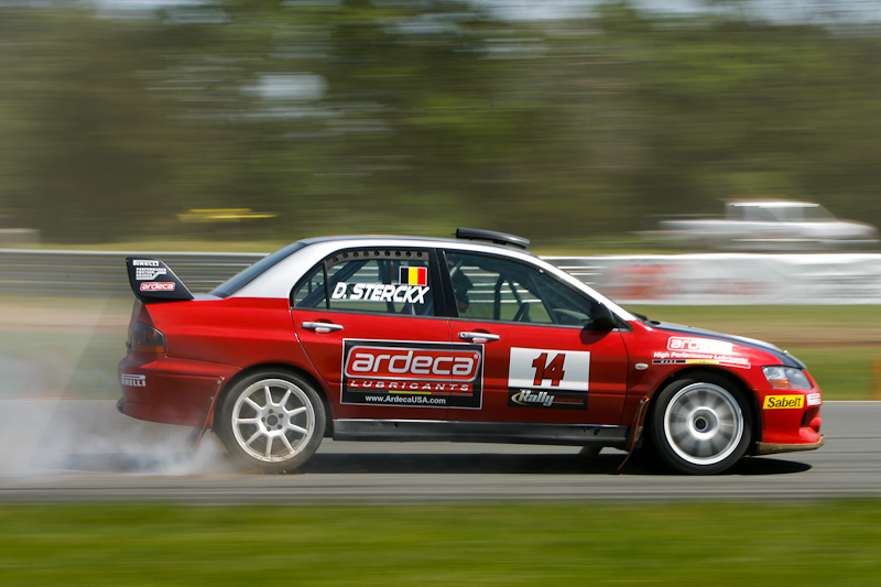 U s rallycross completes first event at new jersey for Smith motor company nj