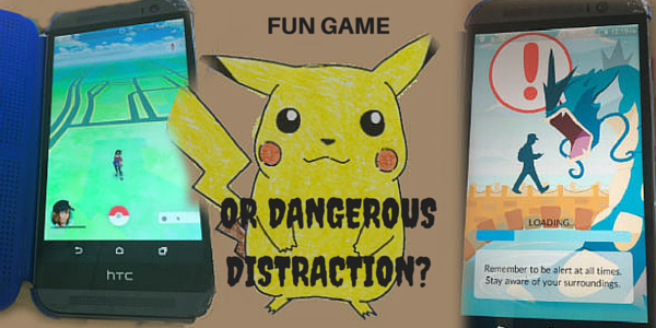 Cute Game or Dangerous Distraction