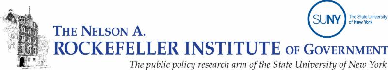 The Nelson A. Rockefeller Institute of Government