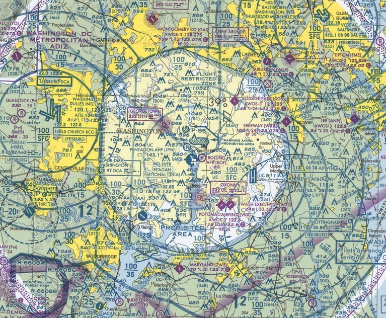 Faa Aeronautical Chart User S News From Trident Aircraft