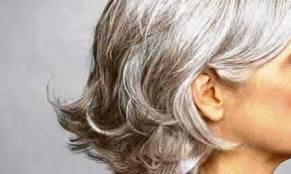 Resistant Grey Hair