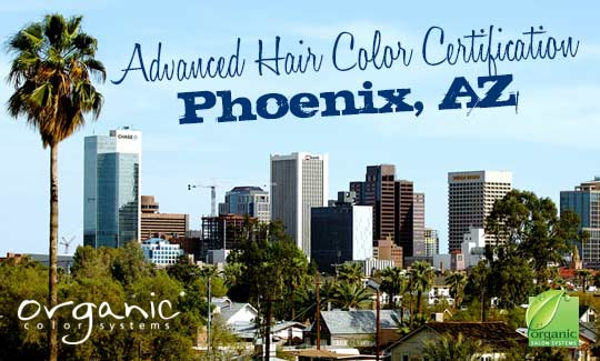 OCS Color Certification, Phoenix, AZ