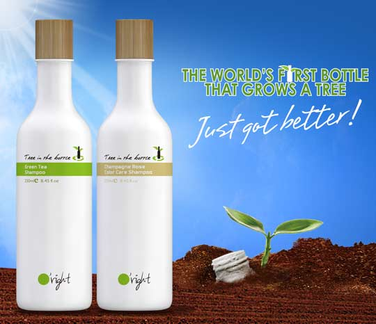 Introducing the Next Generation Tree in the Bottle