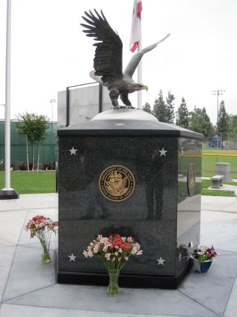 YL vet memorial