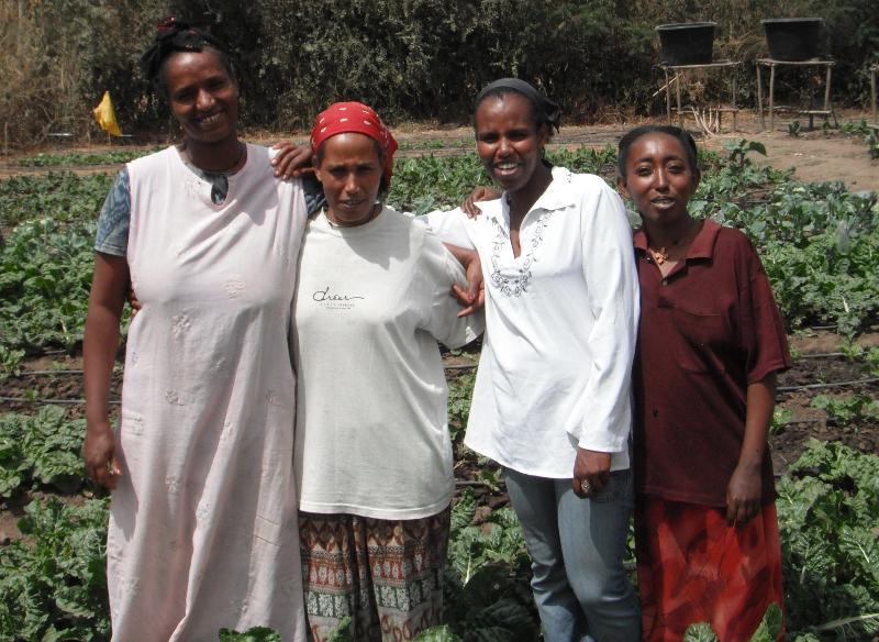 Rufael Group Garden