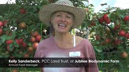Kelly Sanderbeck, PCC Farmland Trust