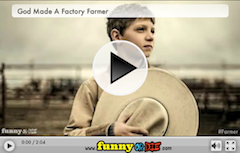 God Made a Factory Farmer