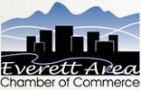 Everett Chamber of Commerce logo