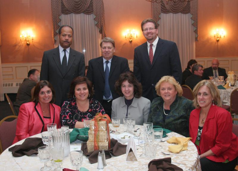 Annual Dinner 2010 - Everett Cooperative Bank