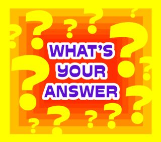 What's Your Answer logo