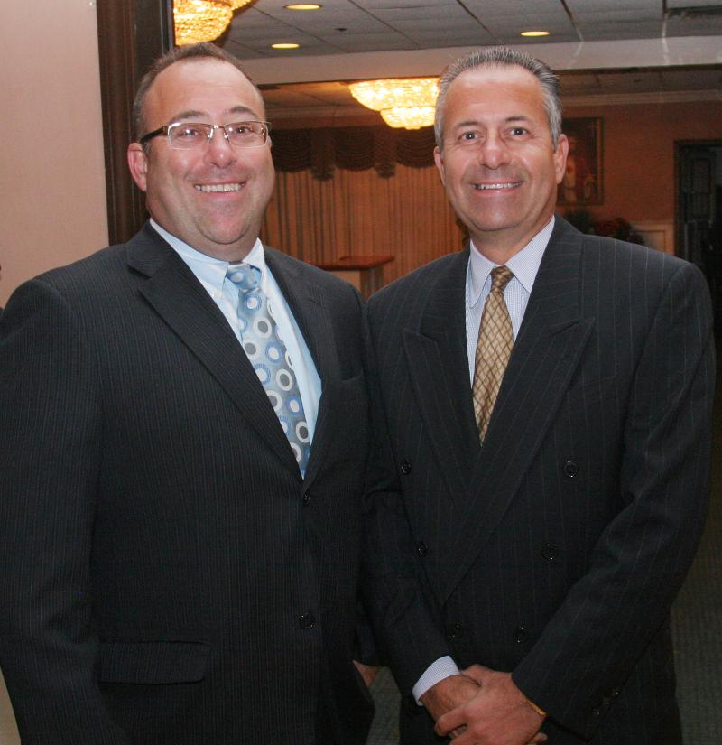Annual Dinner 2010 - Steve and Joe Sachetta