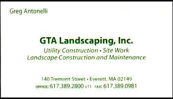 GTA Co., Inc. logo