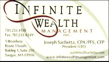 Infinite Wealth Management logo