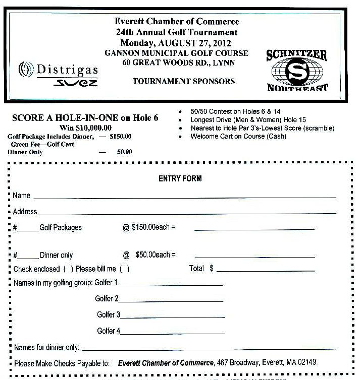 Golf Flyer 8-27-12
