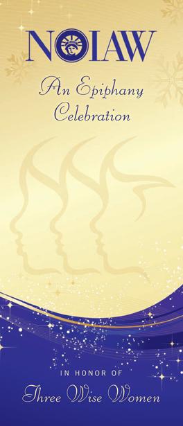 2011 Epiphany Invitation Cover