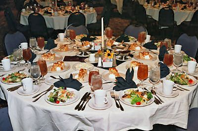 Banquet Table. Model Bq Crescent. Free Commercial Plastic Folding ...