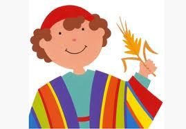 Joseph many colors