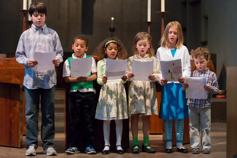 Children's Choir 2013