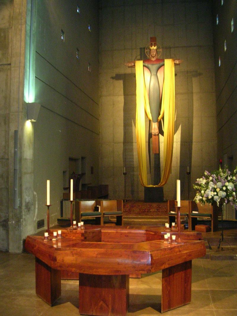 Inside St. Stephen's