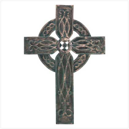 Celtic Cross Alabaster